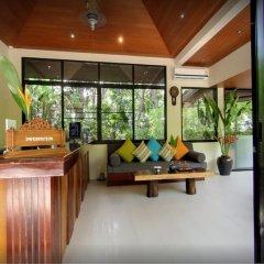 Отель Korsiri Villas Таиланд, пляж Панва - отзывы, цены и фото номеров - забронировать отель Korsiri Villas онлайн интерьер отеля фото 3