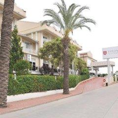 Throne Seagate Resort Hotel – All Inclusive Турция, Богазкент - отзывы, цены и фото номеров - забронировать отель Throne Seagate Resort Hotel – All Inclusive онлайн вид на фасад фото 2