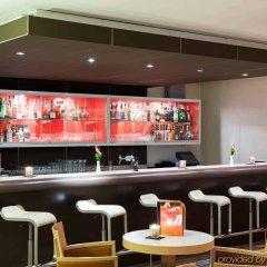 Отель Novotel Frankfurt City гостиничный бар