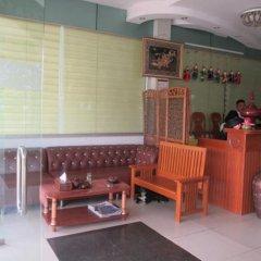 Отель Nawaday Hotel Мьянма, Пром - отзывы, цены и фото номеров - забронировать отель Nawaday Hotel онлайн интерьер отеля фото 2