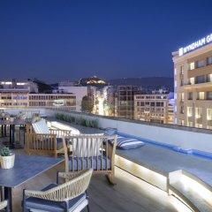 Отель Wyndham Athens Residence балкон