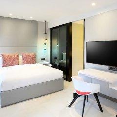 Отель Oakwood Studios Singapore Сингапур, Сингапур - отзывы, цены и фото номеров - забронировать отель Oakwood Studios Singapore онлайн комната для гостей