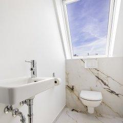 Апартаменты Abieshomes Serviced Apartments - Messe Prater ванная фото 2