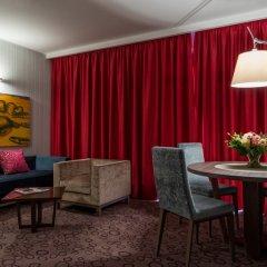 Домина Отель Новосибирск 4* Стандартный номер с различными типами кроватей фото 9