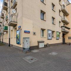Отель P&O Apartments Plac Wilsona 2 Польша, Варшава - отзывы, цены и фото номеров - забронировать отель P&O Apartments Plac Wilsona 2 онлайн парковка