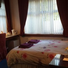 Отель Acer Lodge Guest House Эдинбург спа