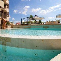 Отель Golden Ina - Rumba Beach Солнечный берег бассейн