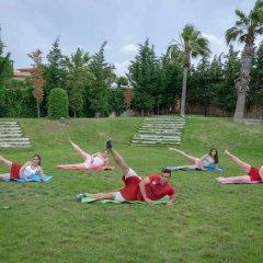 Отель Euphoria Aegean Resort & Spa All Inclusive Сыгаджик фитнесс-зал фото 3