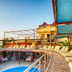 Grand Ruya Hotel Турция, Чешме - 1 отзыв об отеле, цены и фото номеров - забронировать отель Grand Ruya Hotel онлайн балкон