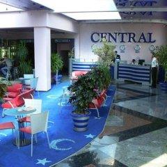 Централ Отель Донецк бассейн