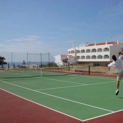 Отель Maritur - Adults Only Португалия, Албуфейра - отзывы, цены и фото номеров - забронировать отель Maritur - Adults Only онлайн спортивное сооружение