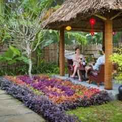 Отель An Bang Garden Homestay фитнесс-зал