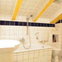 Отель AJO Terrace Австрия, Вена - отзывы, цены и фото номеров - забронировать отель AJO Terrace онлайн ванная фото 2
