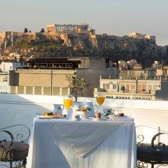 Отель Titania Греция, Афины - 4 отзыва об отеле, цены и фото номеров - забронировать отель Titania онлайн балкон