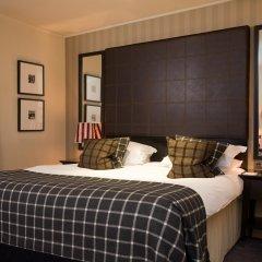 Отель Malmaison Glasgow 4* Улучшенный номер