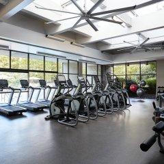 Отель Bethesda Marriott фитнесс-зал