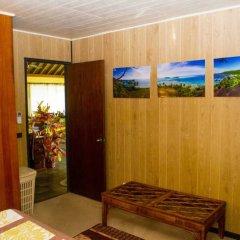 Отель Fare Matira Французская Полинезия, Бора-Бора - отзывы, цены и фото номеров - забронировать отель Fare Matira онлайн сауна