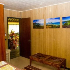 Отель Fare Matira сауна