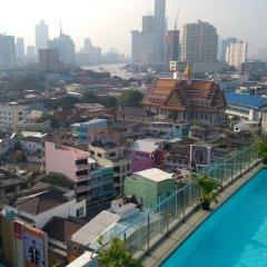Hotel Royal Bangkok Chinatown балкон