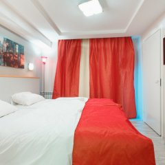 Art-hotel Zontik комната для гостей фото 3
