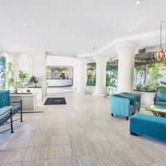 Отель Bougainvillea Barbados интерьер отеля