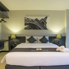 Отель The Rich Sotel сейф в номере