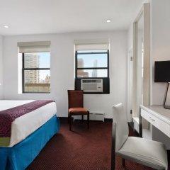 Отель Days Hotel Broadway at 94th Street США, Нью-Йорк - 1 отзыв об отеле, цены и фото номеров - забронировать отель Days Hotel Broadway at 94th Street онлайн комната для гостей фото 3