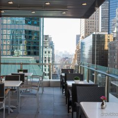 Отель Club Quarters Grand Central питание фото 2