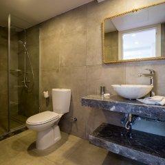Апартаменты Blue Harbour Boutique Apartments ванная