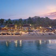 Отель Bandara Resort & Spa Таиланд, Самуи - 2 отзыва об отеле, цены и фото номеров - забронировать отель Bandara Resort & Spa онлайн пляж