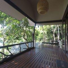 Отель Ao Muong Beach Resort балкон