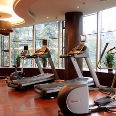 Отель Crowne Plaza Chongqing Riverside фитнесс-зал