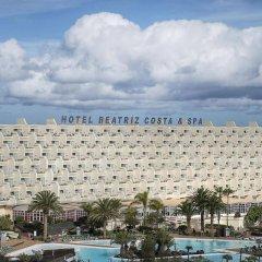 Hotel Beatriz Costa & Spa пляж