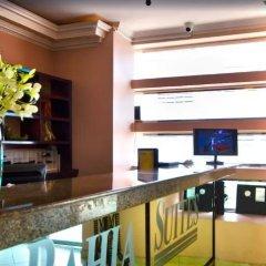 Hotel Bahia Suites интерьер отеля
