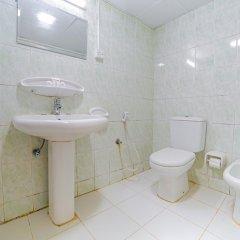 Отель Dana Al Buhairah Hotel ОАЭ, Шарджа - отзывы, цены и фото номеров - забронировать отель Dana Al Buhairah Hotel онлайн ванная