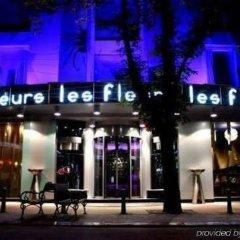 Бутик Отель Ле Фльор вид на фасад фото 2