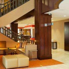 Отель Crystal City Marriott at Reagan National Airport развлечения