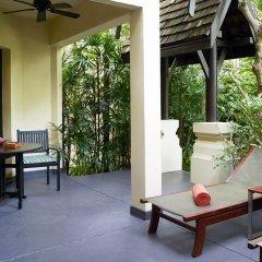 Отель Anantara Bophut Koh Samui Resort Самуи вид на фасад