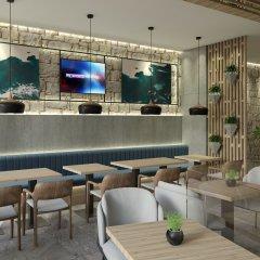 Отель Square Черногория, Будва - отзывы, цены и фото номеров - забронировать отель Square онлайн интерьер отеля