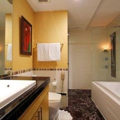Отель Urbana Sathorn Бангкок ванная