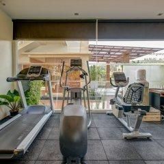 Отель The Pelican Residence & Suite Krabi Таиланд, Талингчан - отзывы, цены и фото номеров - забронировать отель The Pelican Residence & Suite Krabi онлайн фитнесс-зал фото 3