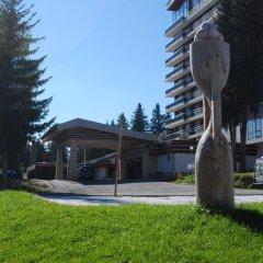 Отель Grand Hotel Murgavets Болгария, Пампорово - отзывы, цены и фото номеров - забронировать отель Grand Hotel Murgavets онлайн вид на фасад
