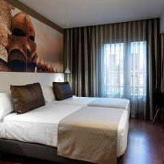 Отель Catalonia La Pedrera комната для гостей