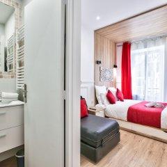 Отель 81 - Paris Luxe Sebastopol комната для гостей фото 3