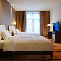 Гостиница Courtyard Marriott Sochi Krasnaya Polyana 4* Стандартный номер с разными типами кроватей фото 3