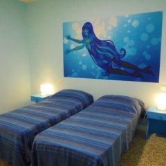 Отель Sirenapop Concept B&B Римини комната для гостей фото 3