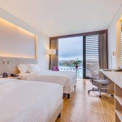 Отель Hilton Garden Inn Venice Mestre San Giuliano 4* Стандартный номер с 2 отдельными кроватями