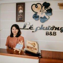Отель Le Phuong BB Далат интерьер отеля