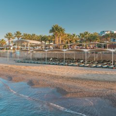 Отель Cornelia De Luxe Resort - All Inclusive пляж