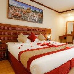 Отель Rupakot Resort Непал, Лехнат - отзывы, цены и фото номеров - забронировать отель Rupakot Resort онлайн комната для гостей фото 2